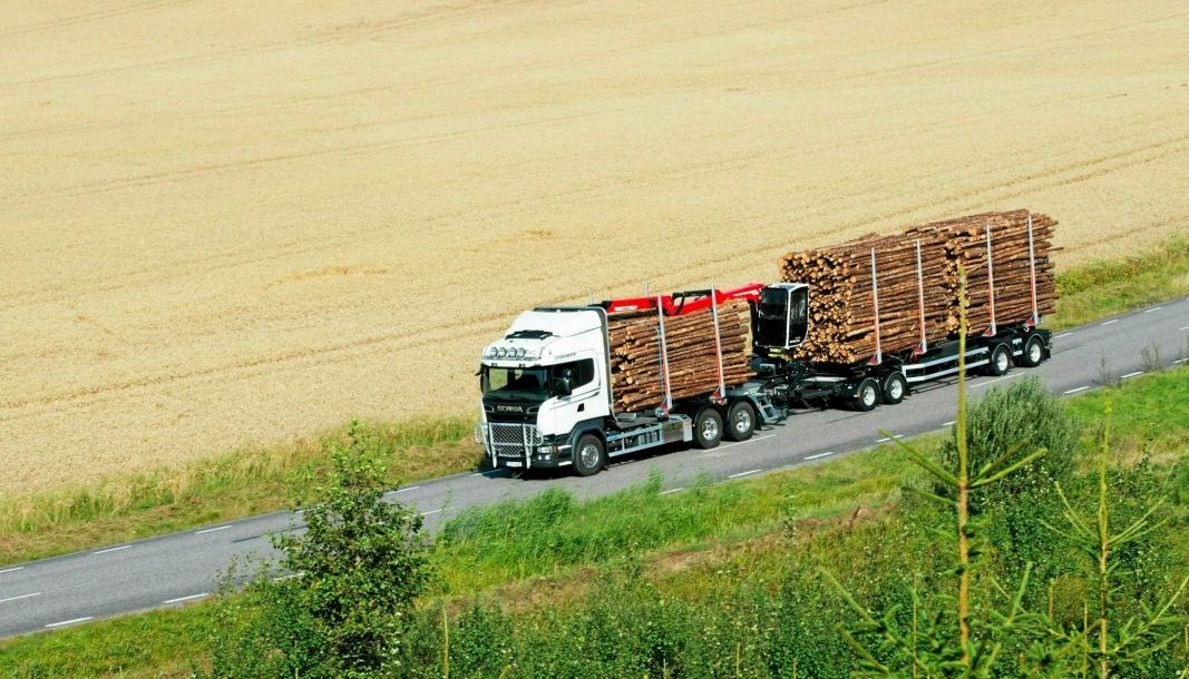 Illustrasjonsbilde biodrivstoff.