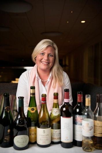 BREDT: - Vi ønsker å være ledende innenfor et bredt sortiment fra aperitiff til avec, sier Monica Andersen.