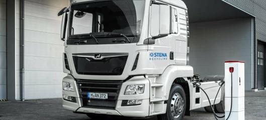 50 tonns el-vogntog Oslo-Moss