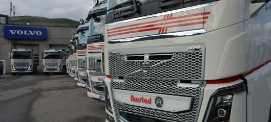 Volvo på topp i Norge