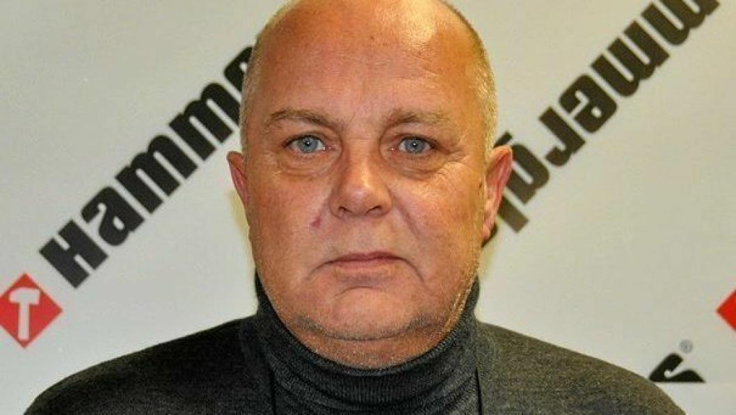 NY: Øystein Melleby er ansatt som Key Account for Hammerglass i Norge.