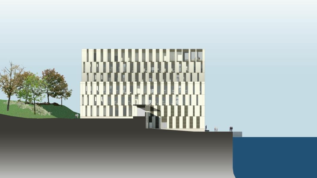 Illustrasjon: Ratio Arkitekter