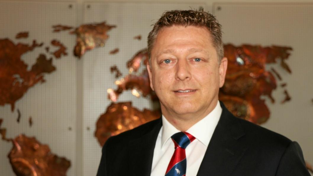 Marco Reichwein er adm.  direktør i Schmitz Cargobull Telematics GmbH fra 1. januar 2018. Foto: Schmitz Cargobull