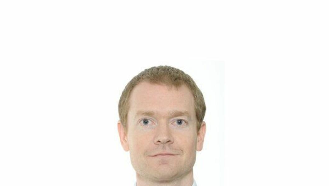 Underdirektør Erik Syvertsen.
