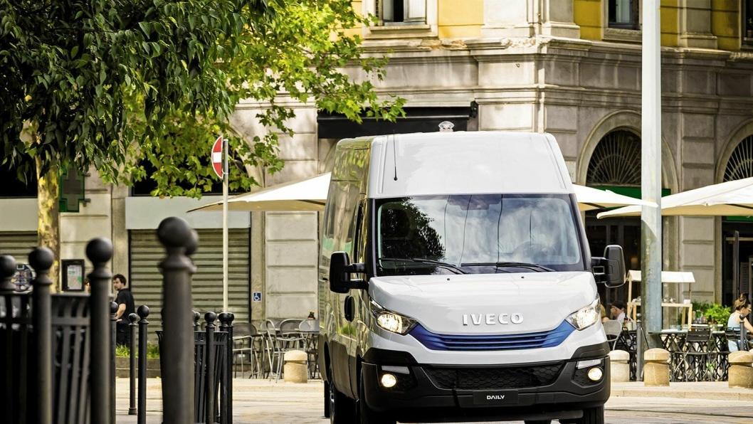Nye Iveco Daily Blue Bower kommer med tre miljøvennligere teknologier når det gjelder utslipp av CO2 lokalt.