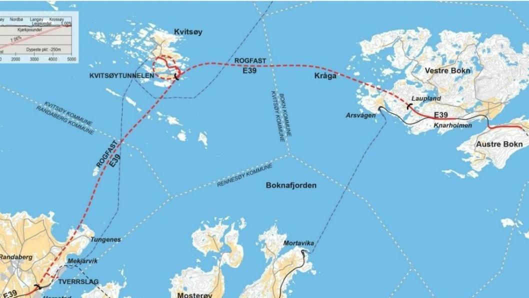 NCC skriver kontrakt på sidetunnelen fra Arsvågen.