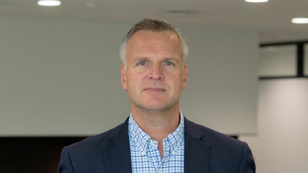 Stig Lindland, adm. direktør Skanska Industrial Solutions AS.