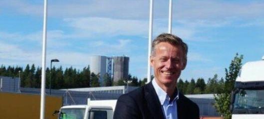 Volmax kjøper tomt ved Hamar