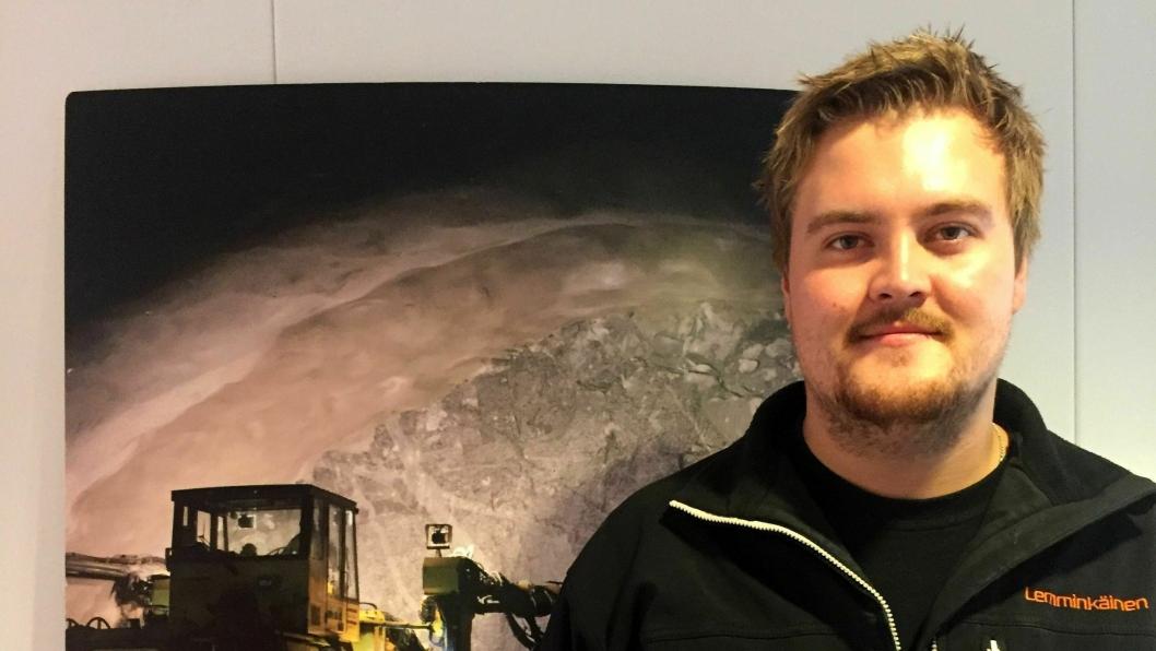 Problemløseren Thomas Røysland Guddal.