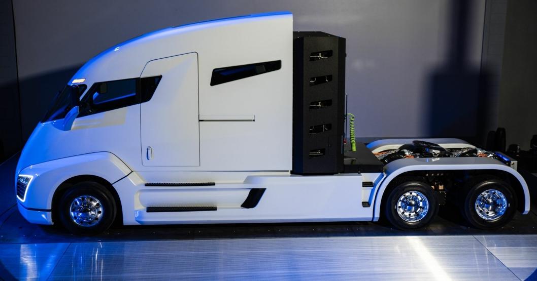 Nikola Motor Company og Bosch samarbeider om de nye Nikola One (bildet) og Nikola Two.