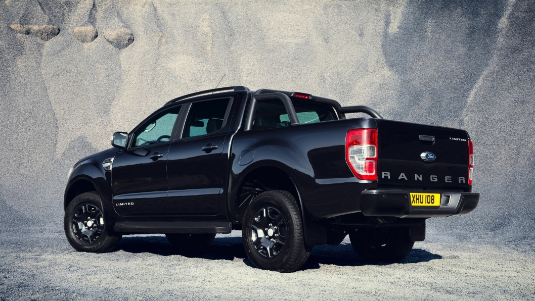 Ford Ranger Black Edition.