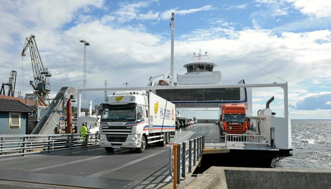 NRC Group skal bytte ut de to eksisterende ferjekai-bruene for biltrafikken ved Moss ferjeleie med nye bruer.