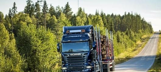 Svenskene: - Vi trenger 3450 lastebilsjåfører