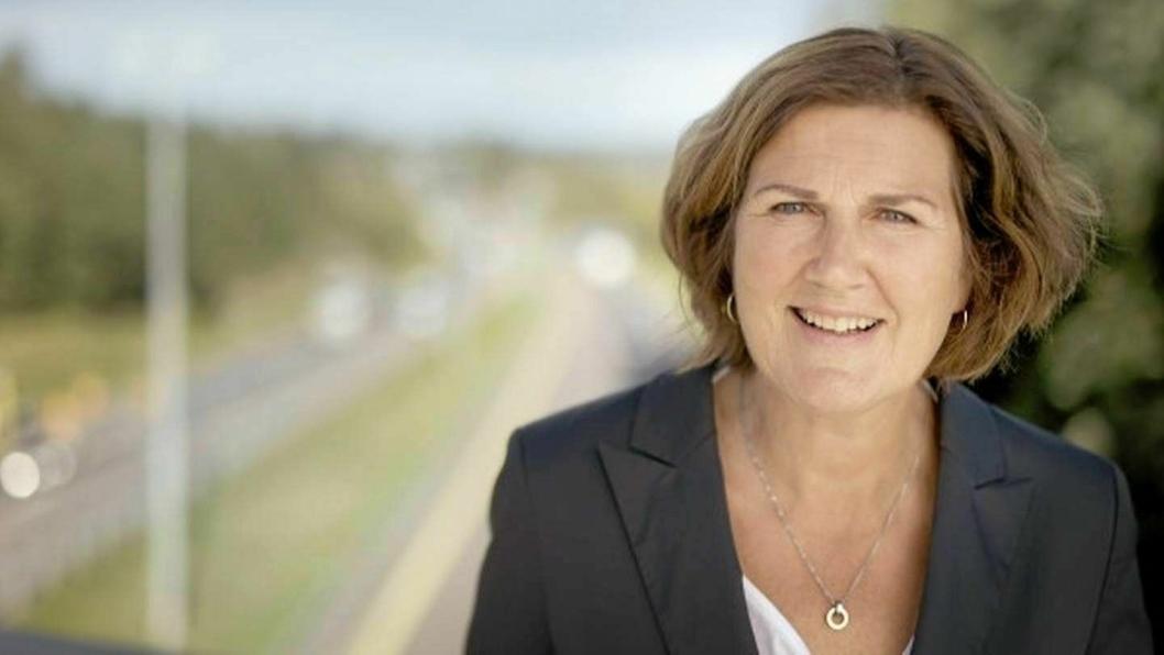 Adm. direktør i Nye Veier AS, Ingrid Dahl Hovland.