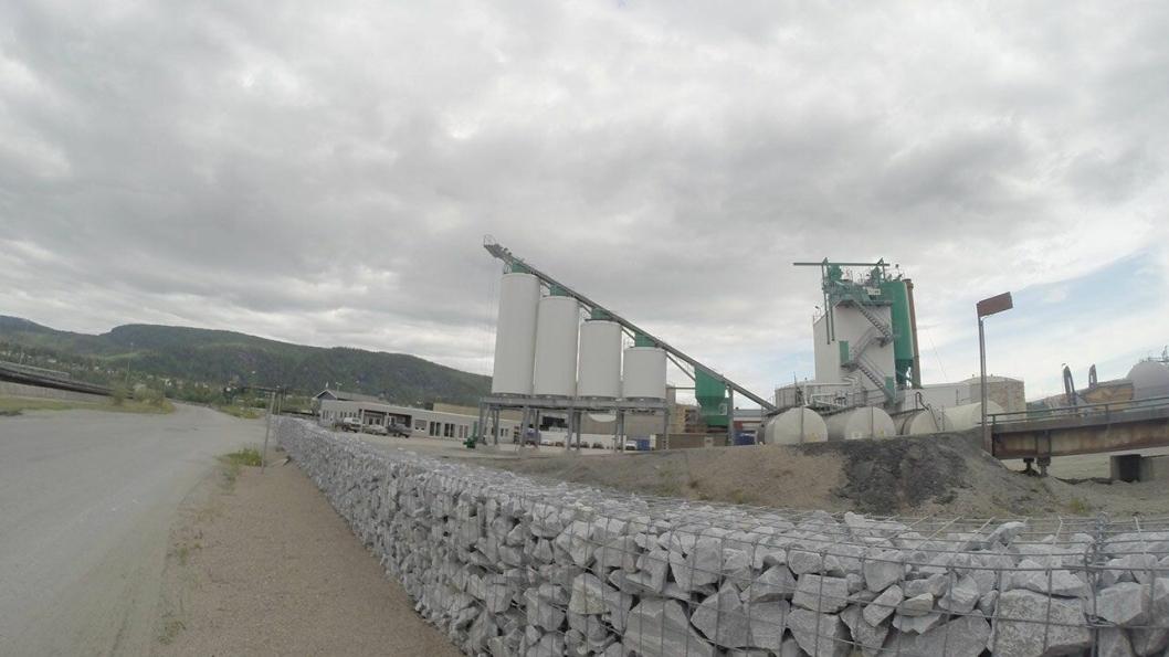 Asdfaltverket Mo AS i Mo i Rana eies etter kjøpet 100 prosent av Veidekke.