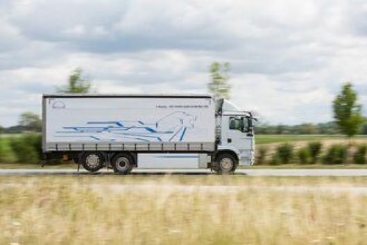 MAN eTGM er en treakslet distribusjonsbil med totalvekt på 26 tonn.