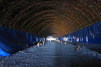 AF tildelt tunneljobb til 600 mill. kroner