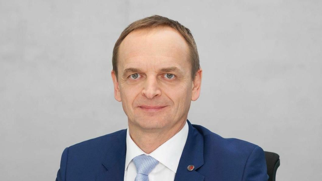 Martin Lehner blir adm. direktør i Wacker Neuson SE 1. september.