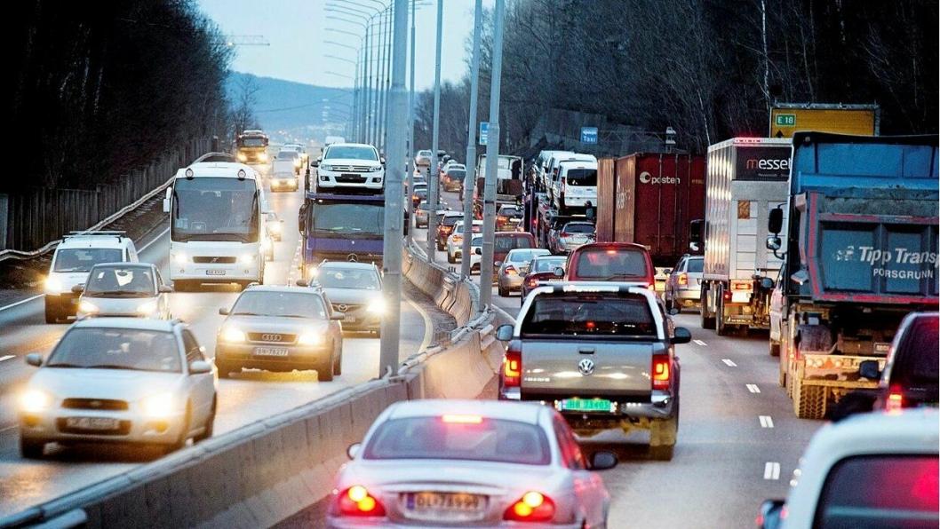 De nyeste lastebilene slipper ut mye mindre miljøgasser enn en diesel-personbil.