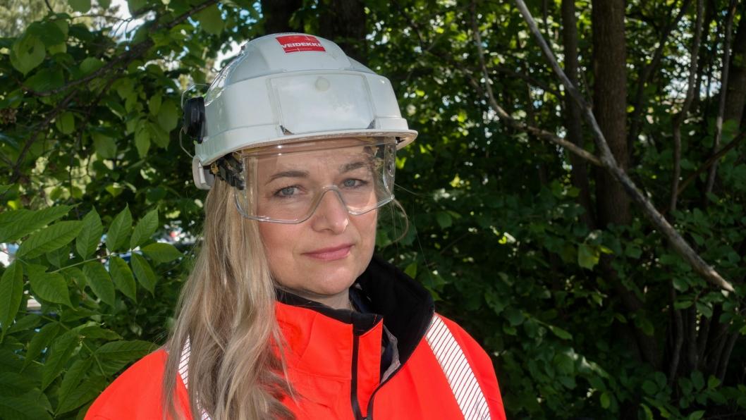 Catharina Bjerke går fra å være direktør for drift og vedlikehold i Veidekke Industri til å bli administrerende direktør i Veidekke Industri.