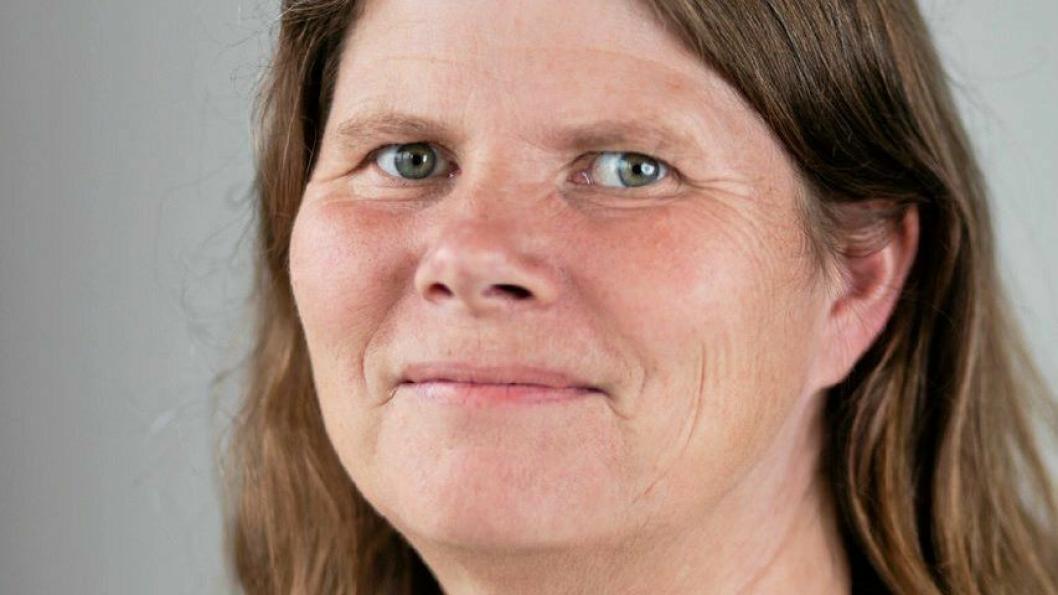 Anette Werkland.