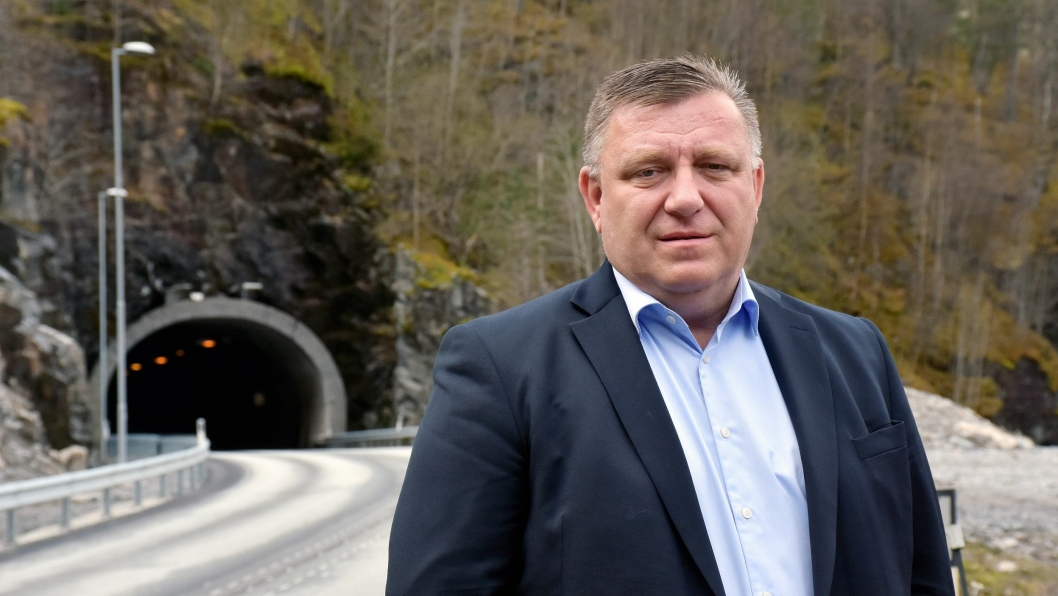 Geir A. Mo er ny styreleder for OFV.