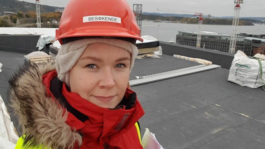 Sunniva Baarnes, fungerende seksjonsleder for Breeam og Bærekraftige Bygg i Rambøll.