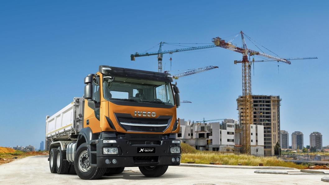 Iveco Stralis X-Way skal være tilgjengelig hos forhandlere i Europa fra september 2017. Verdenslanseringen er på Solutrans i slutten av november 2017.