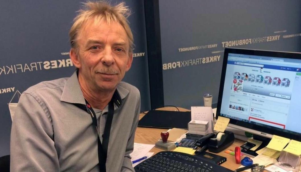 Transportarbeiderforbundet anklager Svein Furøy for organisert, sosial dumping med sitt nye transport- og logistikkforbund.