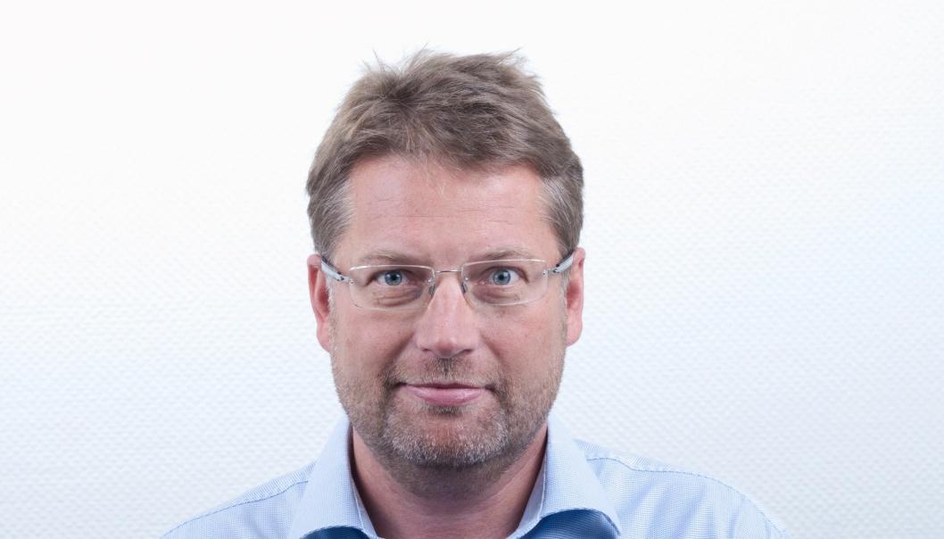 Håvard Kjendseth, leder marked og kontrakt i Isachsen Gruppen, ønsket å gå fra mange til to utleiebedrifter.