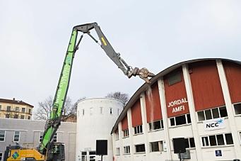 Vil ha utslippsfrie bygge- og anleggsplasser