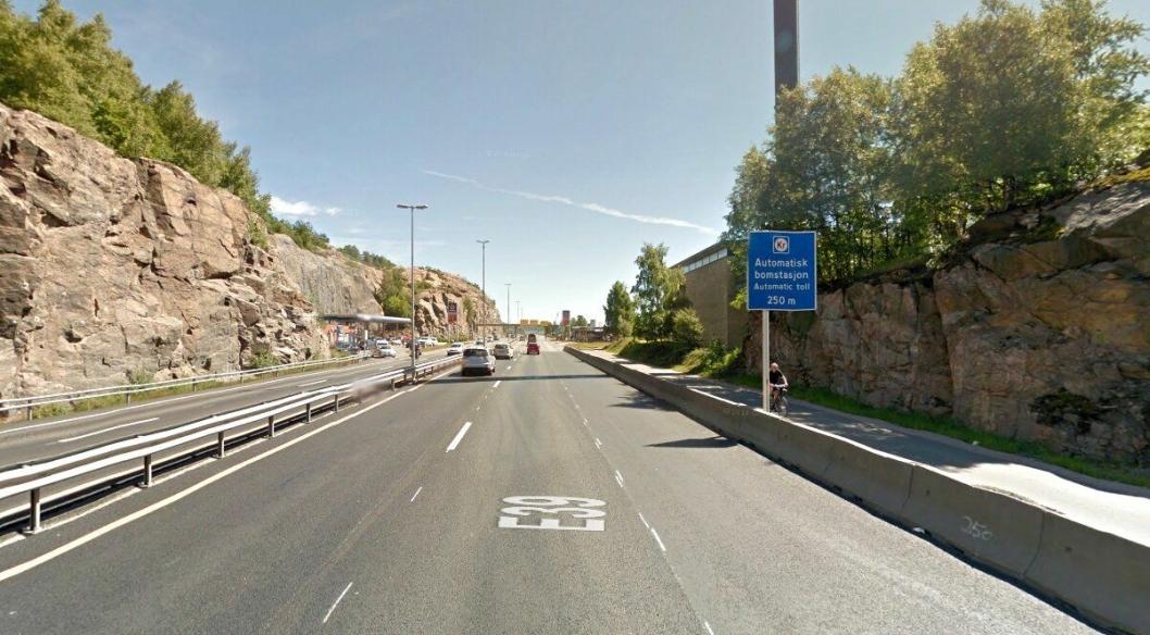Illustrasjonsbilde fra Kristiansand.
