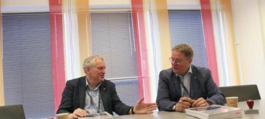 Mesta signerte Nord-Norges største driftskontrakt