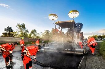 Skal asfaltere for nær tre milliarder