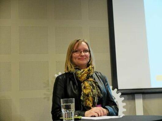 - Det gir bedre utnyttelse av samfunnets midler å bygge tilstrekkelig robuste veier, sier avdelingsdirektør Bettina Sandvin i Vegdirektoratet. Arkivbilde fra 2016.