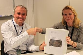 Skanska med tunnelkontrakt i Oslo