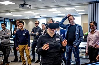Virtual Reality kan gi sikrere, billigere og bedre veier