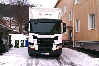 Scania tester ny lastebil