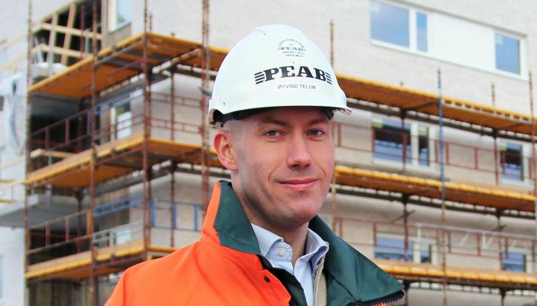 Øyvind Telum.