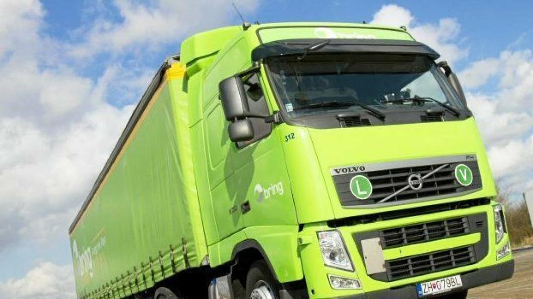 Bring Trucking er Brings slovakiske datterselskap.