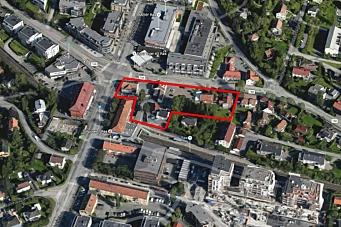 Handlet Oslo-tomter