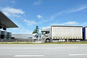 - Lastebiltransport bør betale jernbaneutbygging