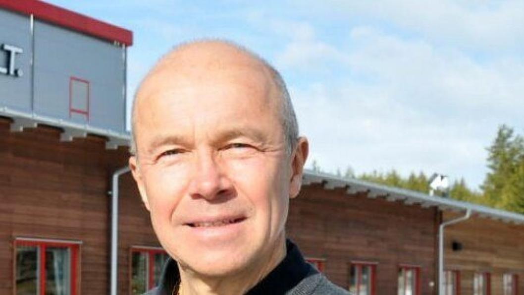Anders Jonsson, adm. direktør i Rototilt Group AB mener at tiltrotator og styresystem er et sammenhengende produkt som må komme fra en og samme leverandør.