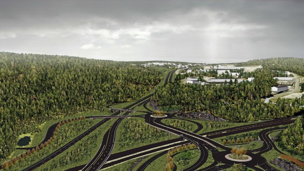 Nytt Vinterbrokryss inngår i prosjektet til 7,2 milliarder kroner.