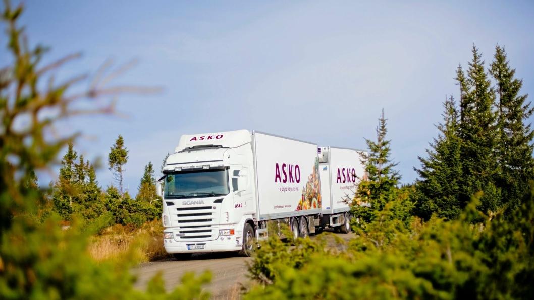Askos lastebiler skal blant annet få skogsavfall på tanken.