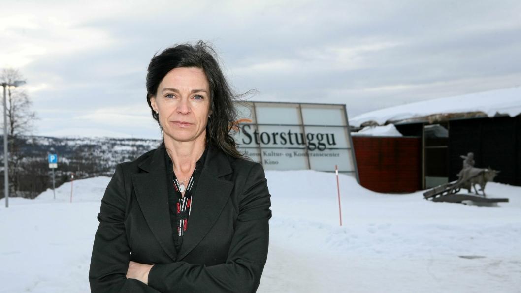 Vi traff en innsatsvillig og pågående Laila Rognli på Røroskonferansen. Hun vil fremover og tok styringen i OTTS på strak arm.
