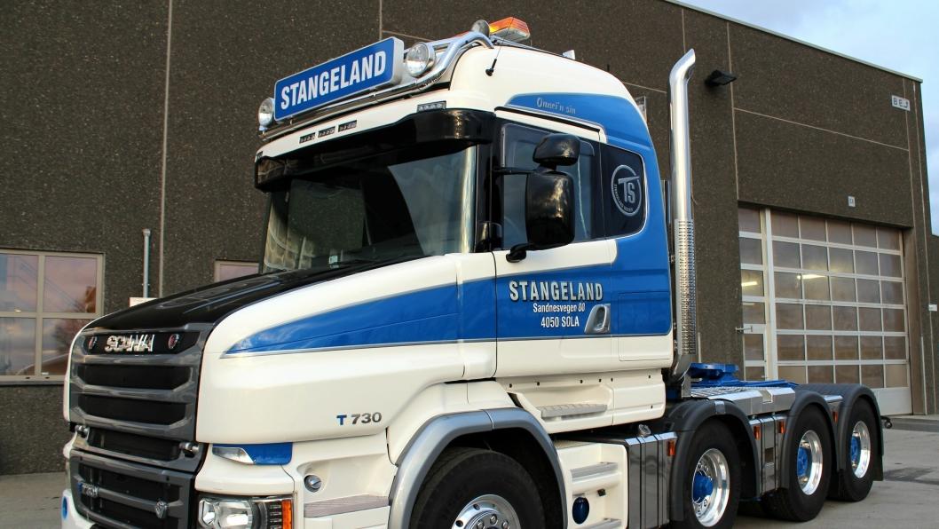 Scania T730.