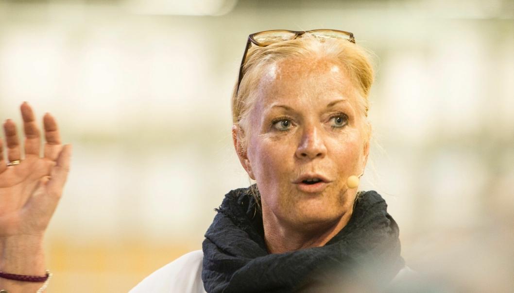 Anne Dahl Øiseth, salgsdirektør i Onninen.
