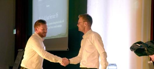 Utpekt til årets norske Iveco-forhandler