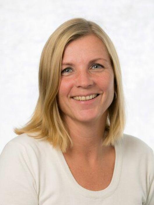 Monica Grindberg, skogsjef i Statskog.